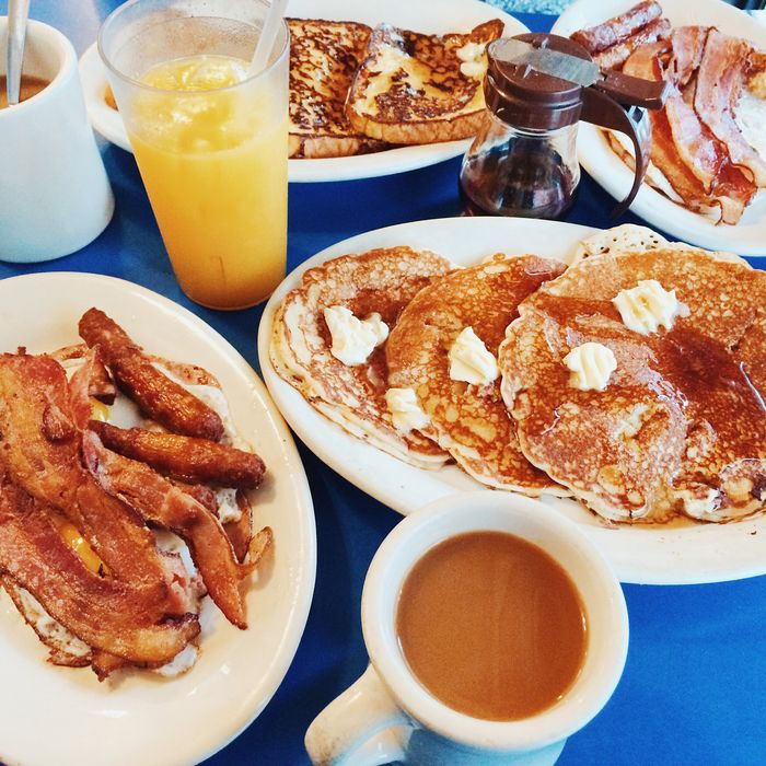 In Praise of the Perfect Diner Breakfast