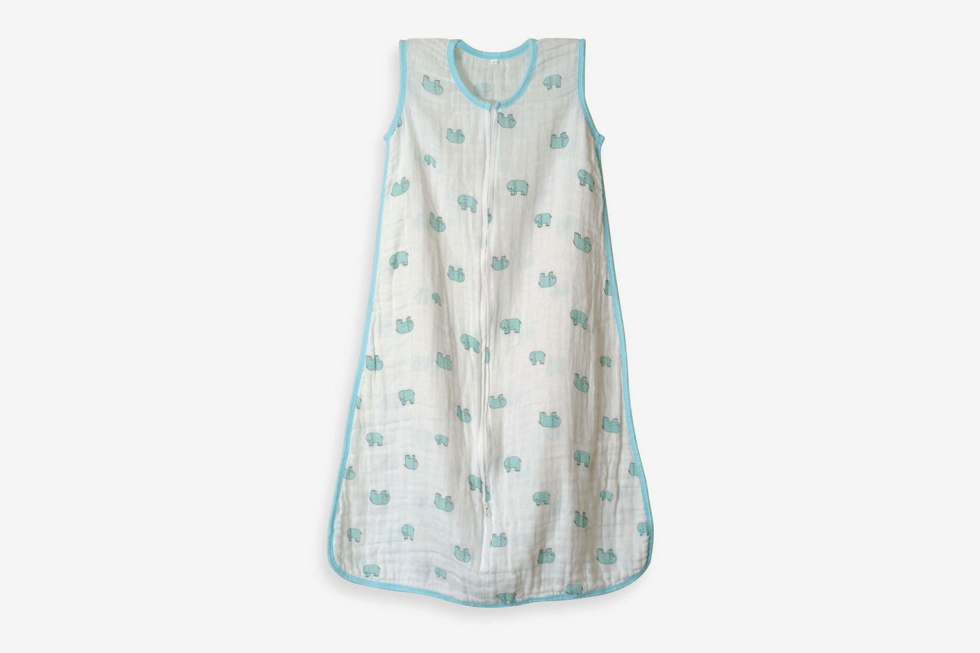 "Aden + Anais ""Jungle Jam — Elephant"" Classic Muslin Sleeping Bag"