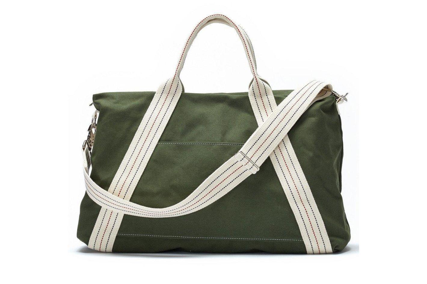 Canvas A-Frame Duffel Bag
