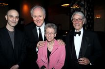 David Rakoff, John Lithgow, Terry Gross, Sidney Offit - THE AUTHORS GUILD Dinner Benefitting the AUTHORS GUILD FOUNDATION and the AUTHORS LEAGUE FUND