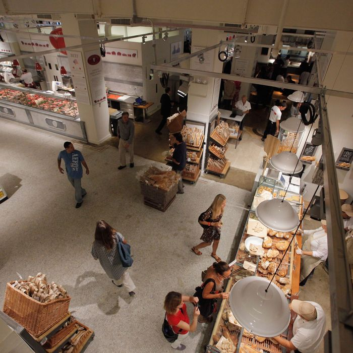 Will this Eataly be bigger than ever?