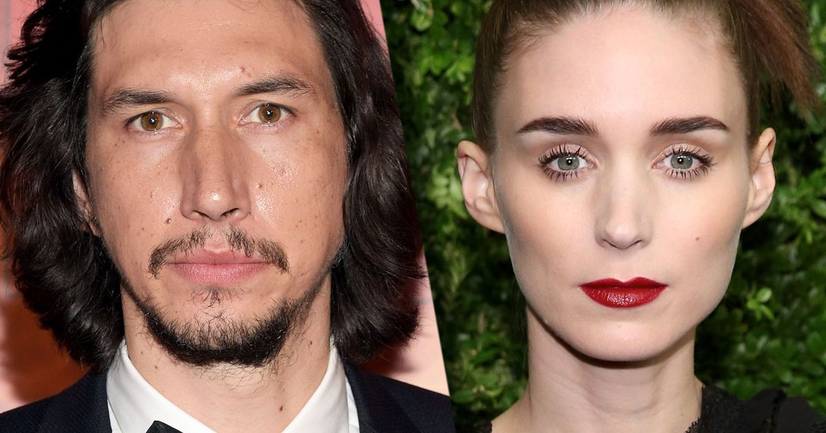 Rooney Mara and Adam Driver Will Reportedly Star in Leos Carax and Sparks' Upcoming Musical; No Plot Details Yet, But Does It Matter?