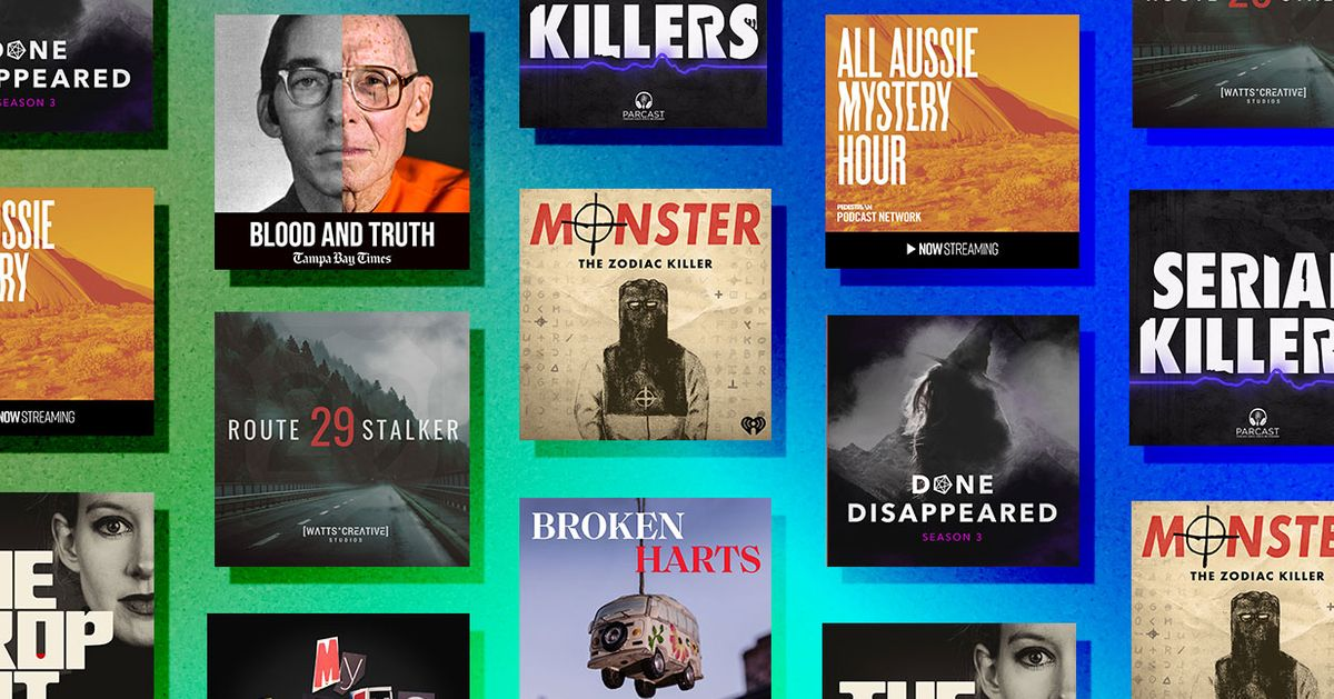 This Week in True-Crime Podcasts: Dropout and Conan on MFM