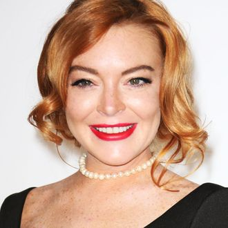 Lindsay Lohan Is Planning an MTV Reality Show