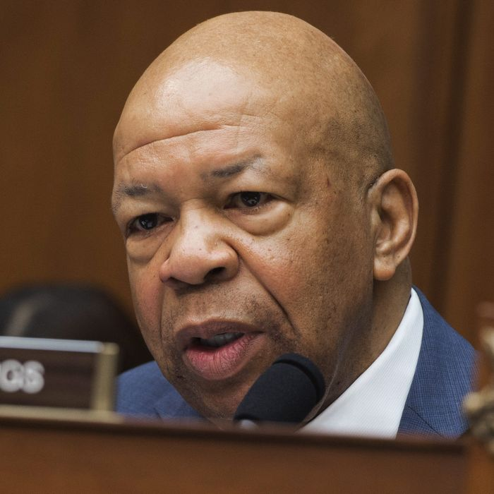Representative Elijah Cummings.