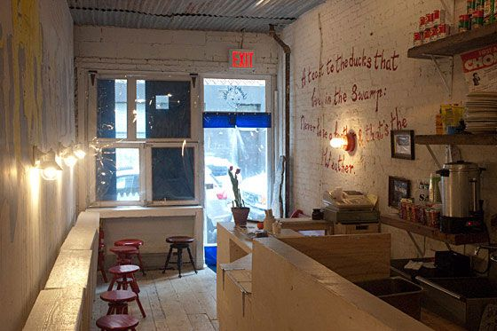 The sandwicherie is taking its laid-back vibe to Brooklyn.