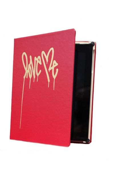 Best bet love me graffiti dodocase for ipad