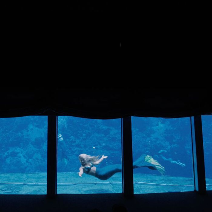 Watch: 'The Spring,' a Short Film About Real-life Mermaids