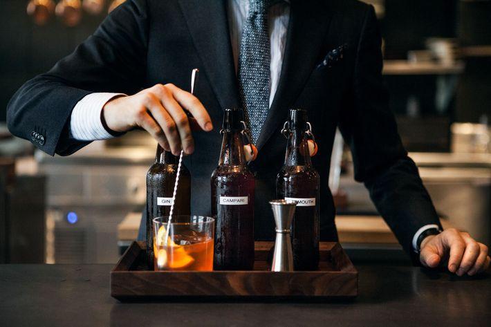 Stir that drink!