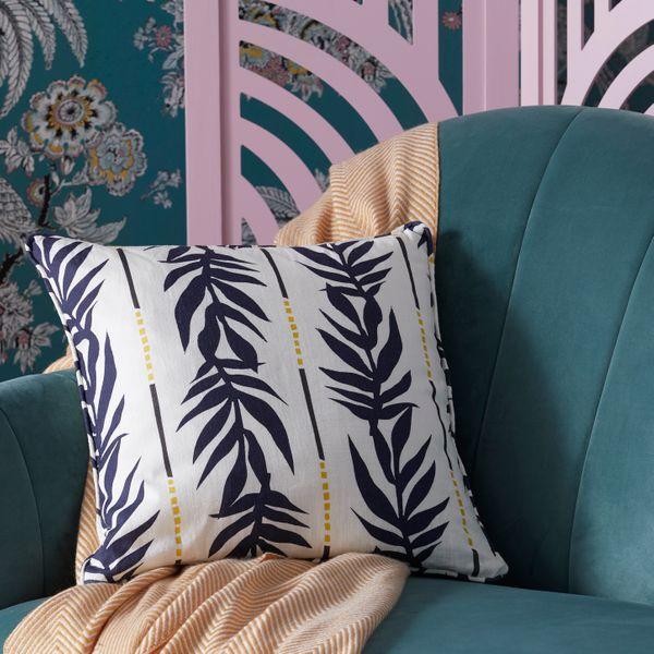 Drew Barrymore Flower Home Vintage Palm Decorative Throw Pillow, 20x20