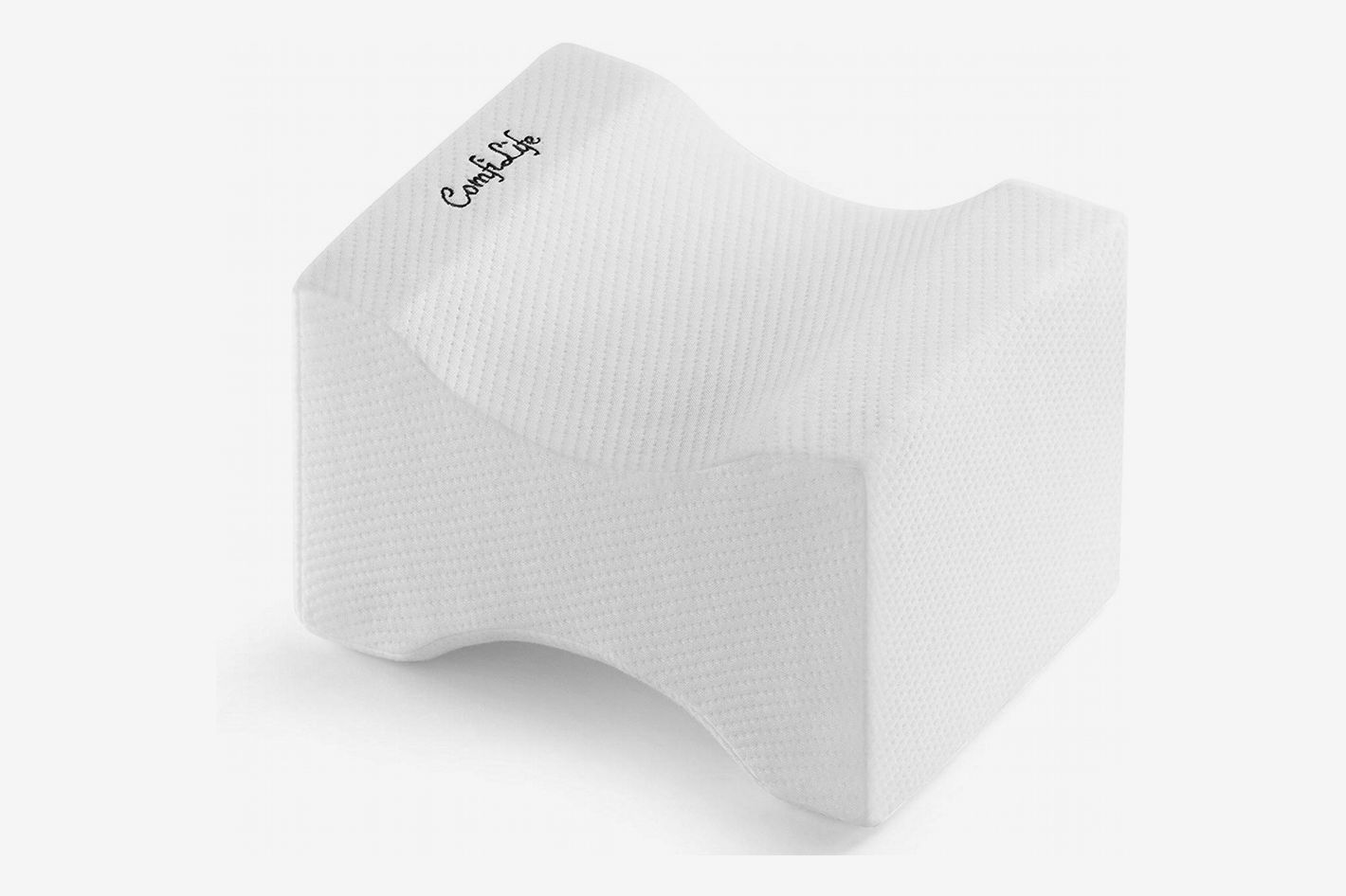 ComfiLife Orthopedic Knee Pillow for Sciatica Relief