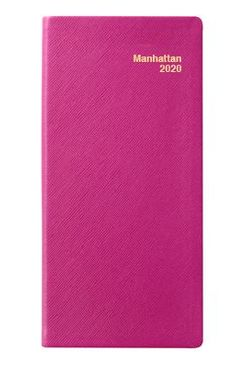 Per Annum Inc. Manhattan Diary 2020 Gilded Edges