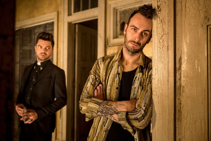 Image result for preacher holes