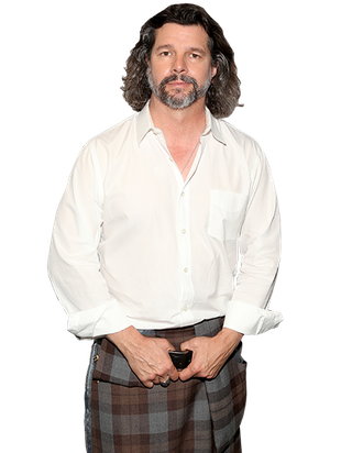 674ce24babd7 Ronald D. Moore on Outlander, Delicious Guacamole, and What's Under His Kilt