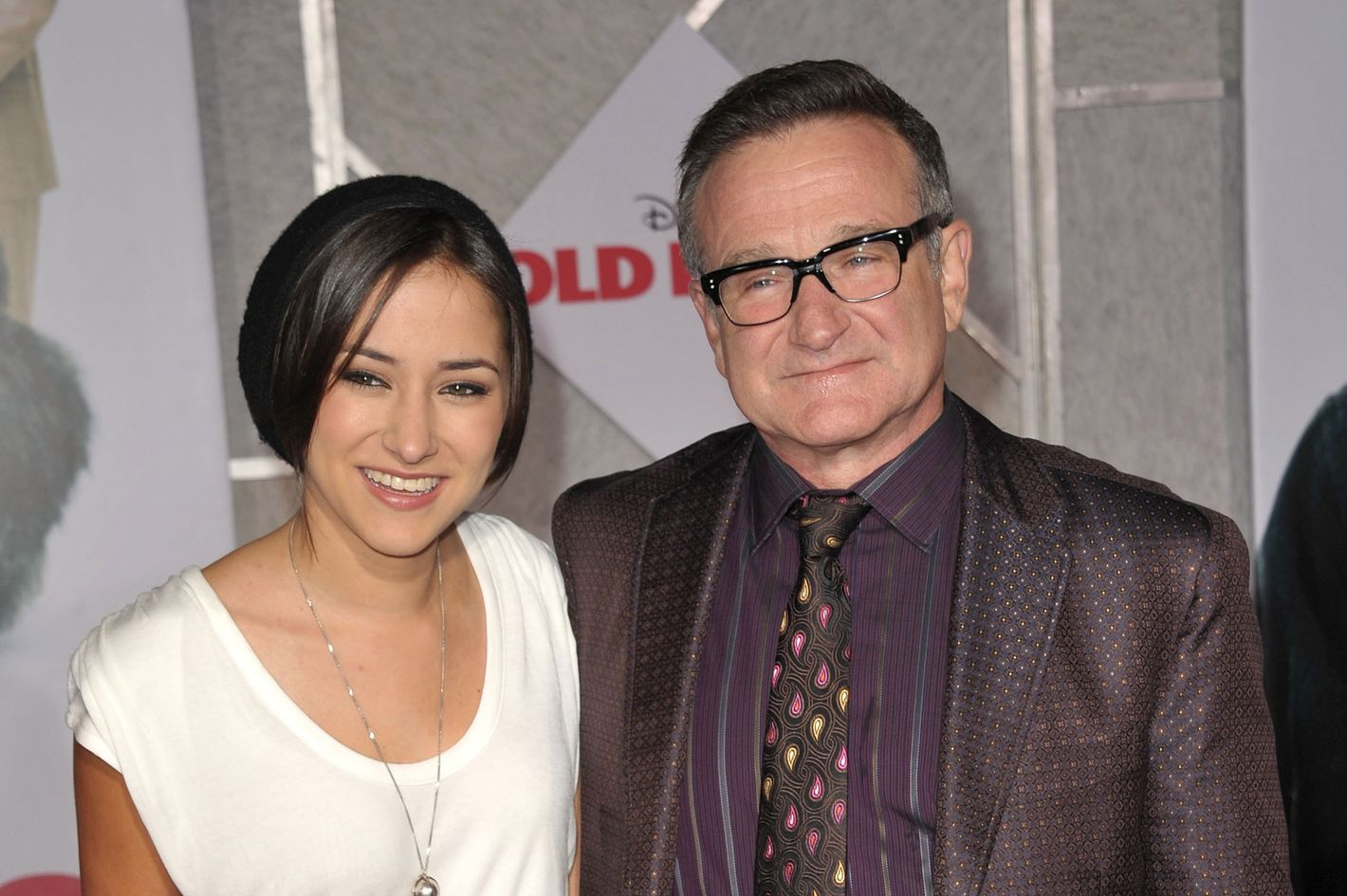 Robin Williams's Daughter Bullied Off Twitter and Instagram by Trolls