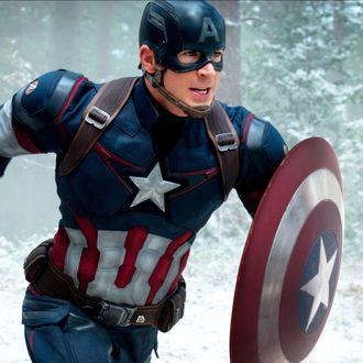 Chris Evans Is No Longer Captain America Wraps Avengers