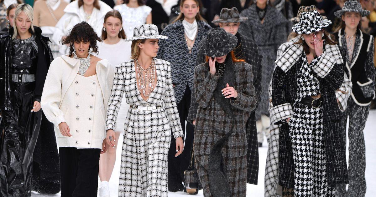 Chanel Says 'Goodbye' to Karl Lagerfeld