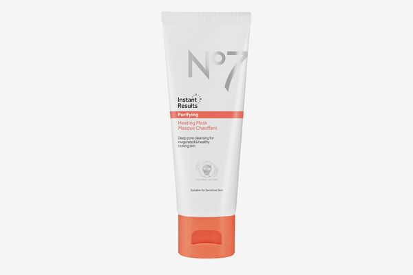 Instant Results Purify Heating Mask