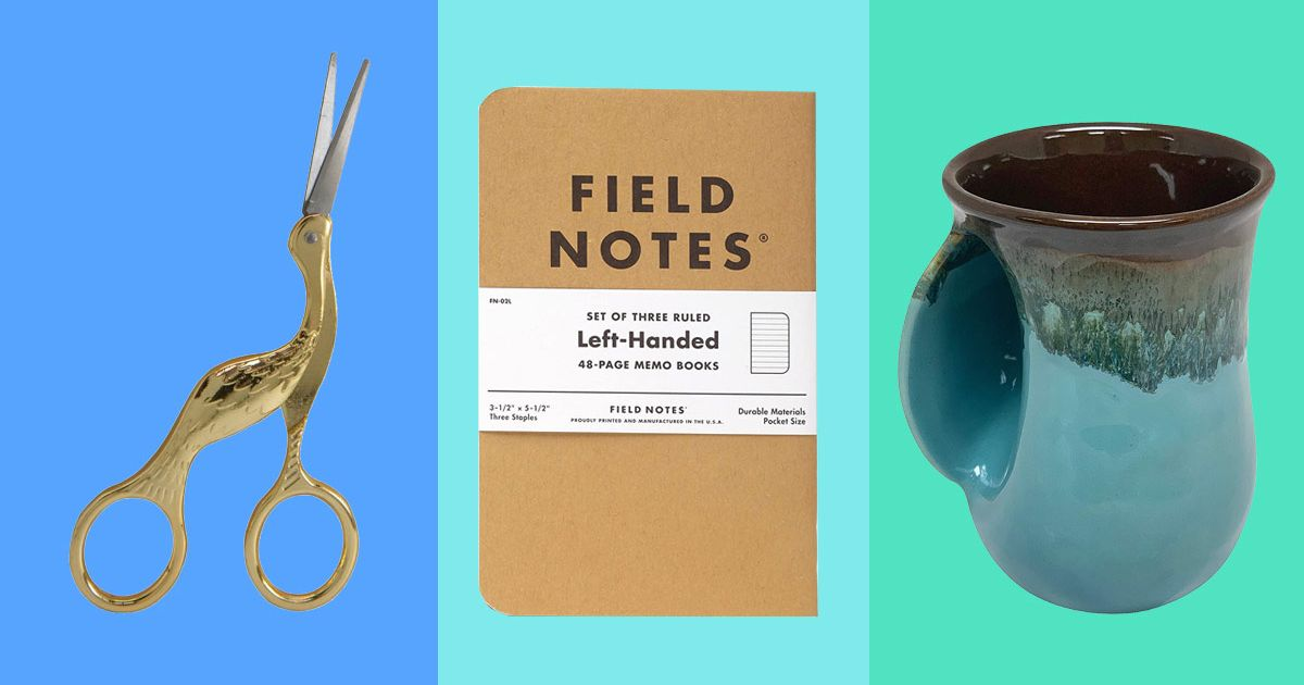 16 Non-Gimmicky Gadgets for Lefties (That Make Great Gifts)