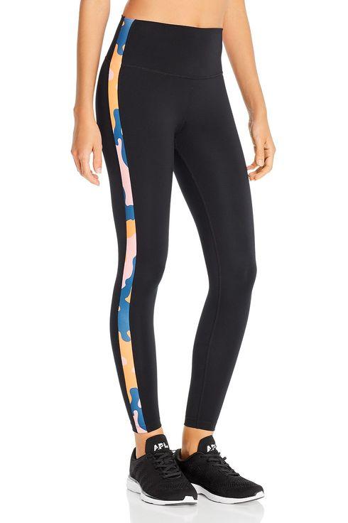 Printed Leggings for Women I Love My Motorcycle 3//4 High Waist Yoga Pants Sport Gym Leggings Workout