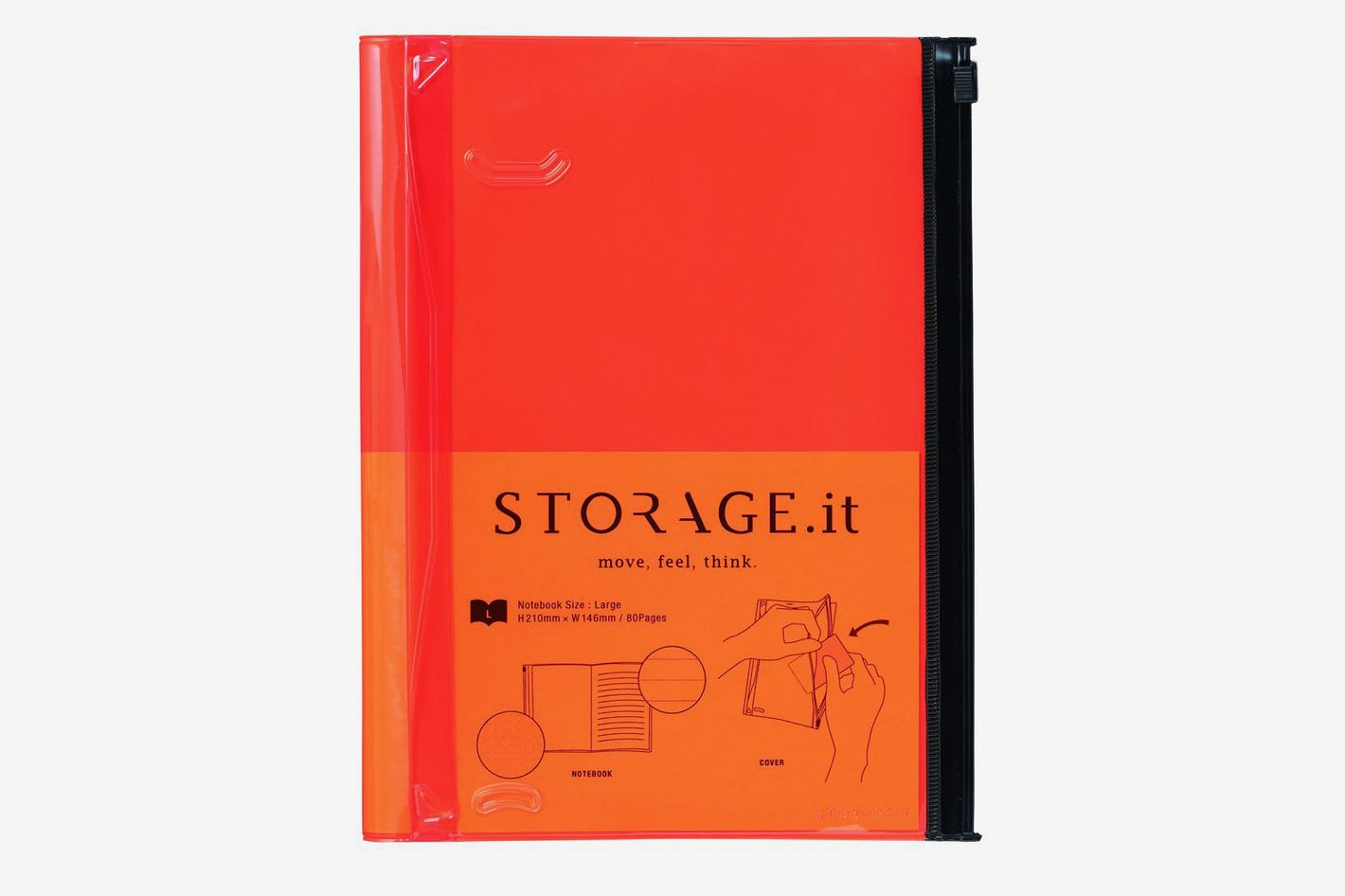 Mark's Storage.it Notebook