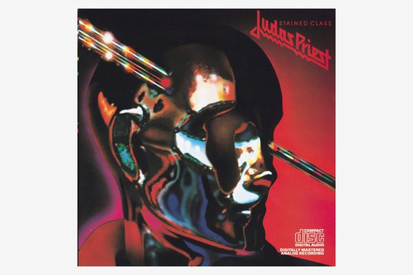 Judas Priest Stained Class CD