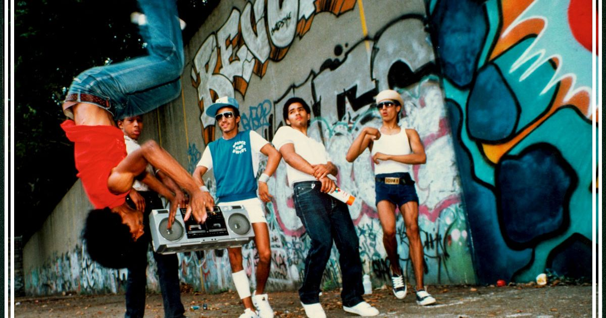 The Timeless Honesty of Wild Style, the First Hip-Hop Movie