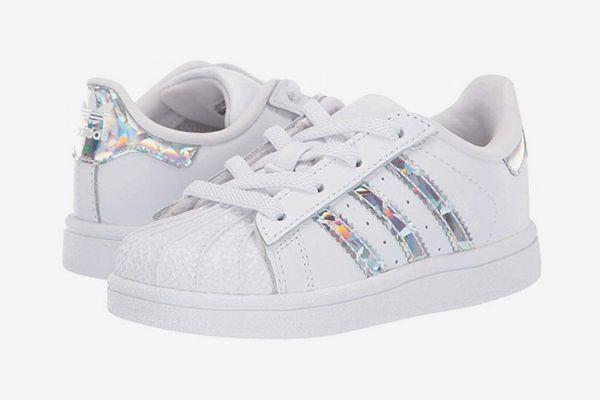 Adidas Originals Kids Superstar CF I (Toddler)