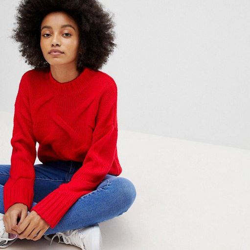 6481a351e4e4 While ASOS is hardly ever expensive, on Cyber Monday it's even better because  everything is an extra 30 percent off. The sweater selection is especially  ...