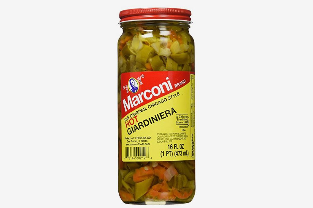 Marconi Hot Giardiniera