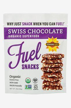 Foodie Fuel Swiss Chocolate Fuel Snacks