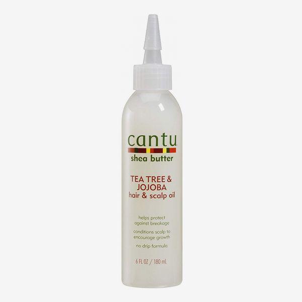 Cantu Tea Tree & Jojoba Hair & Scalp Oil