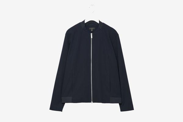 Cos Cotton Bomber Jacket