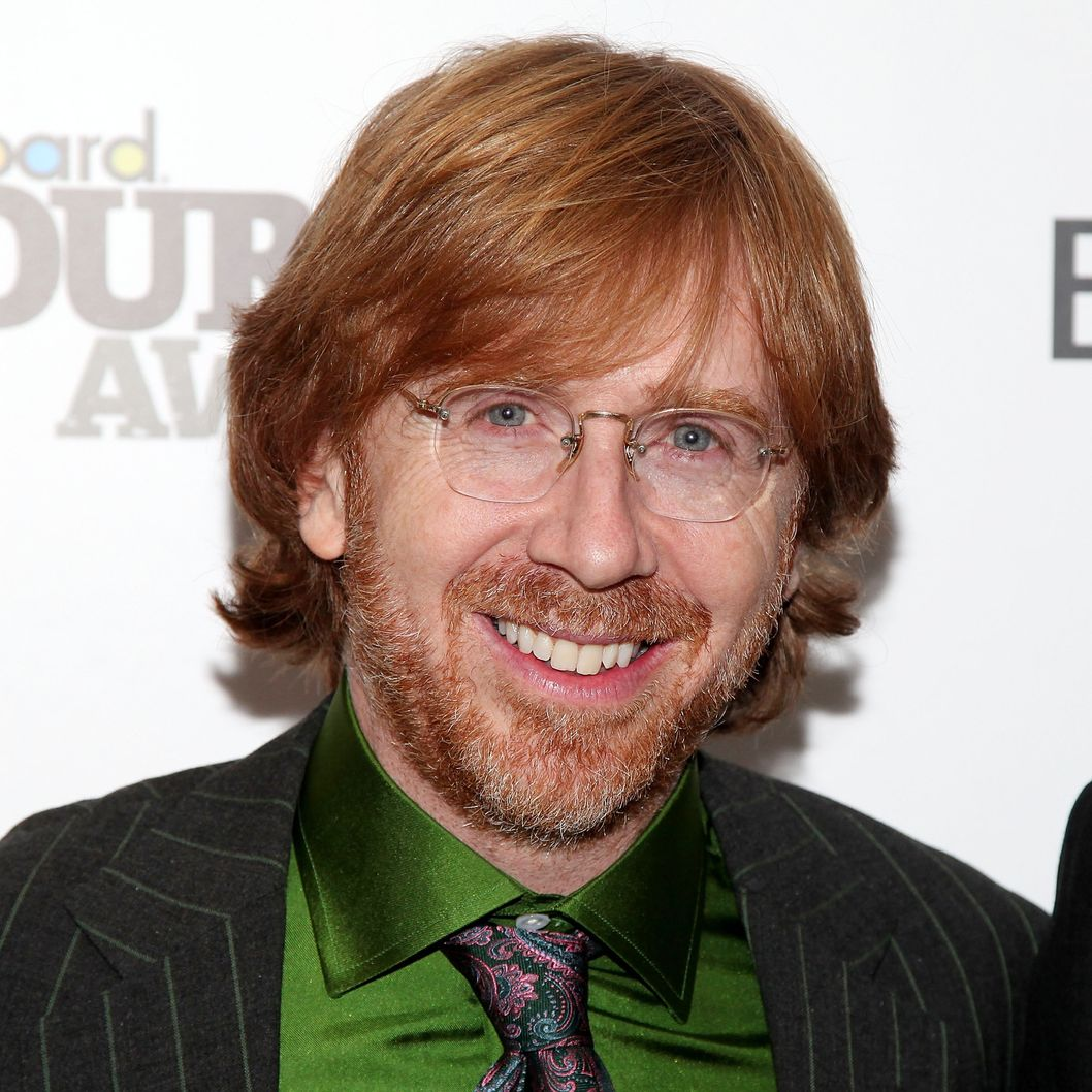 Trey Anastasio of Phish attends the 2011 Billboard Touring Awards