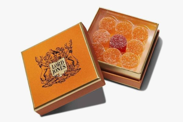 Lord Jones Limited Edition High CBD All Natural Holiday Gumdrops