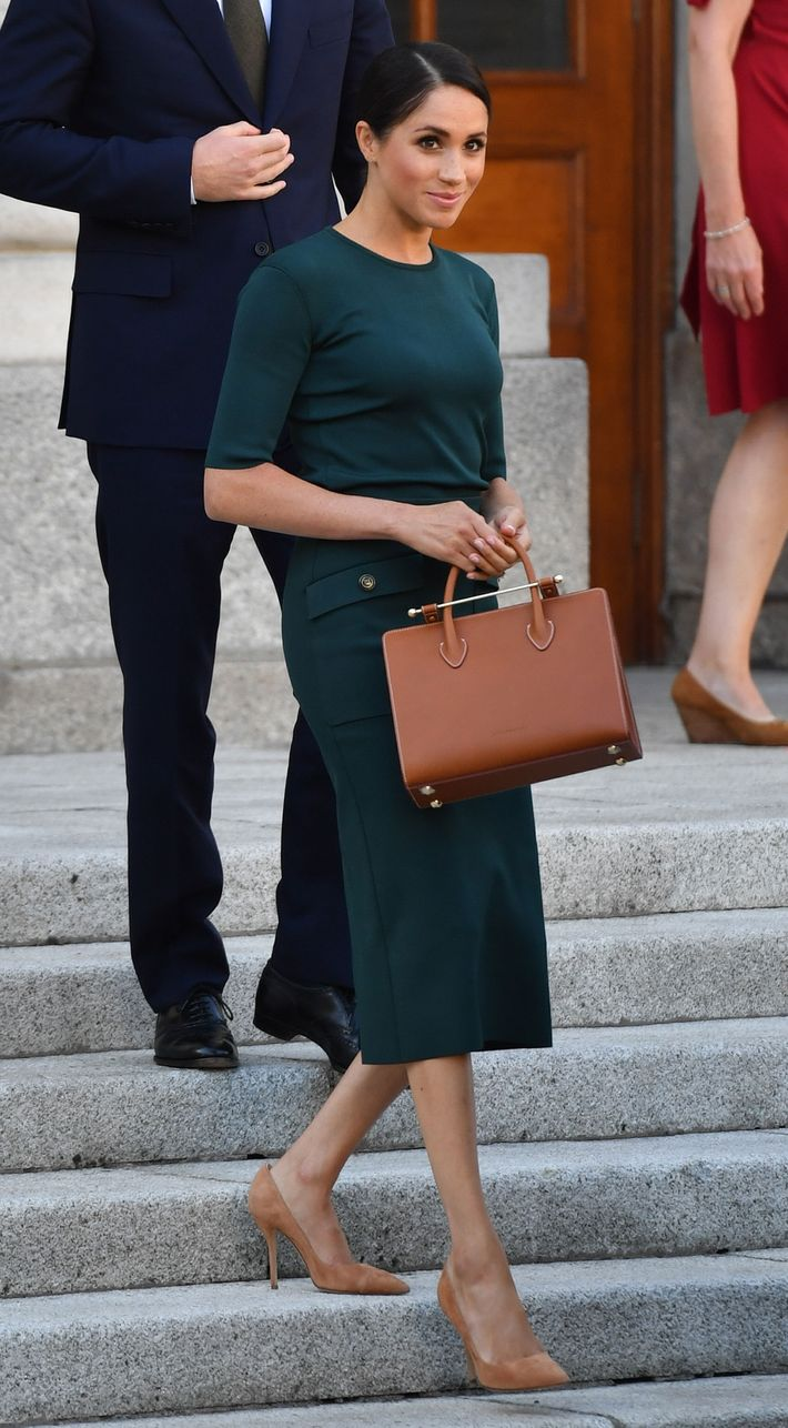 All Of Meghan Markle S Outfits In Ireland