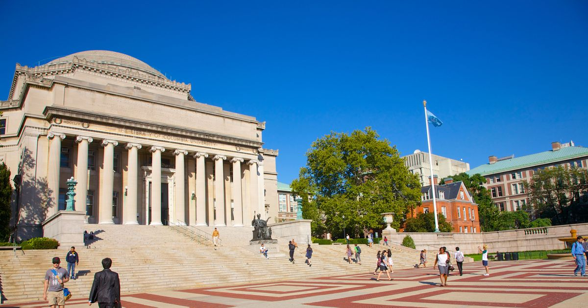 Student Suing Columbia After Alleged Rape In Her Dorm Room