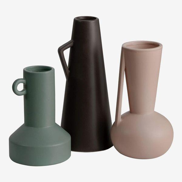 TERESA'S COLLECTIONS Decorative Ceramic Vase Set