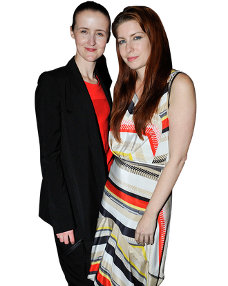 Alexa Adams and Flora Gill.