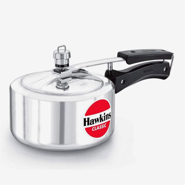 HAWKIN Classic 2-Liter New Improved Aluminum Pressure Cooker