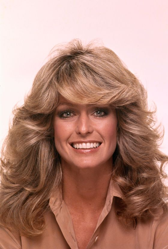 In 1976, Farrah Fawcett posed for a swimsuit poster that would sell a record-breaking 12 million copies. With her red one-piece and lustrous feathered waves, she embodied the quintessential California girl. That image launched the career of her hairstylist Allen Edwards, and led to Fawcett's role on <i>Charlie's Angels </i>— as well as a line of Farrah Fawcett shampoo. Now her Norma Kamali one-piece is part of the Smithsonian's permanent collection.