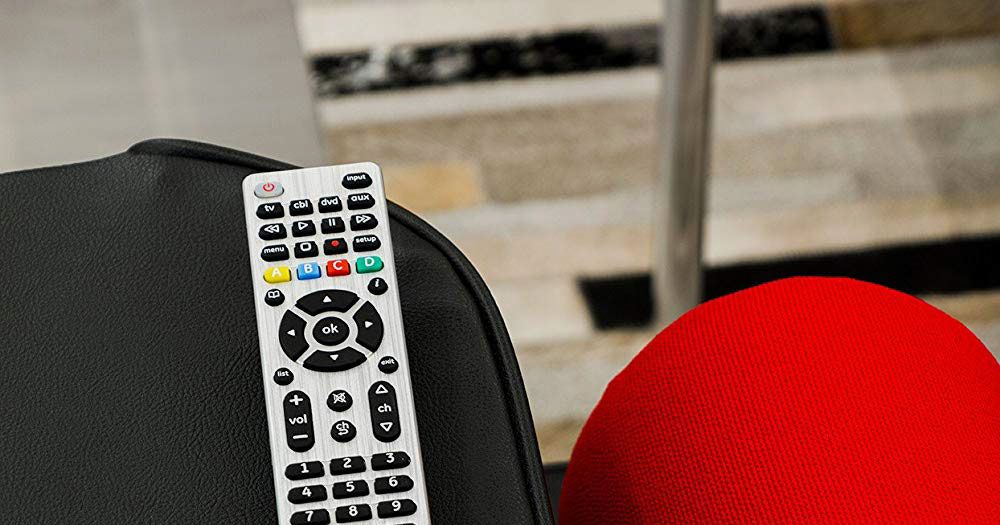 The Best Universal Remotes on Amazon, According to Hyperenthusiastic Reviewers