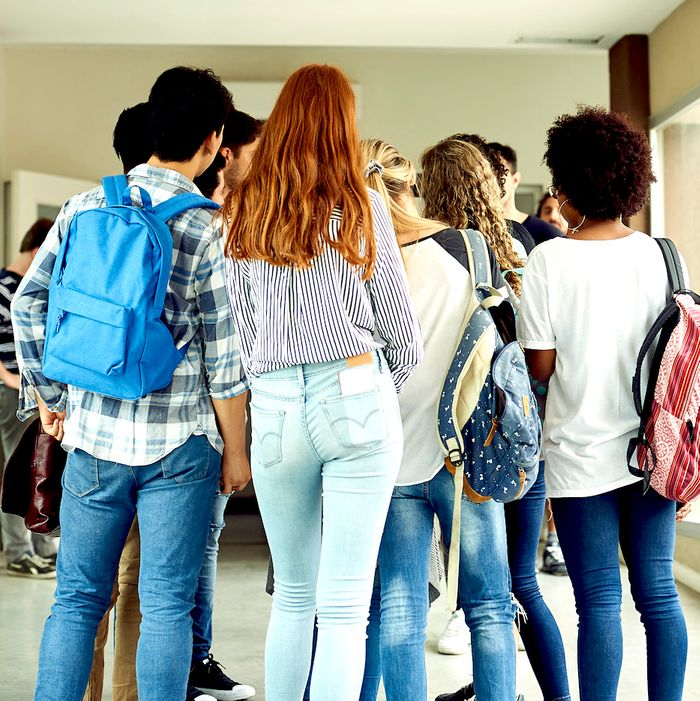 9 COVID Cases Reported at High School Whose Packed Halls Went Viral