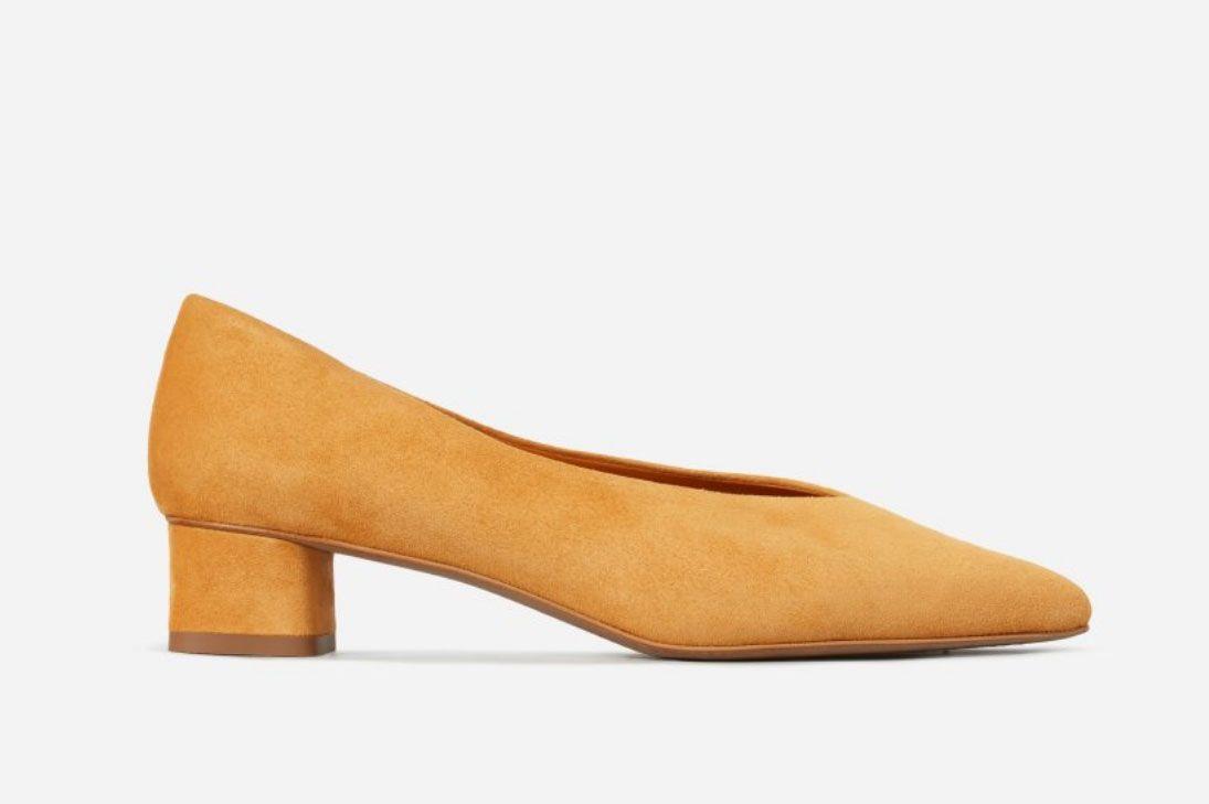 The V Heel