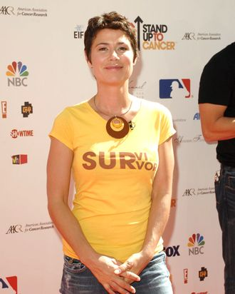 Maura Tierney - Stand Up To Cancer - Sony Studios, Culver City, Ca - September 10, 2010