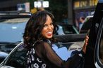Kerry Washington Celebrates Her SNL Appearance; Natalie Portman Brings Friends to Maya