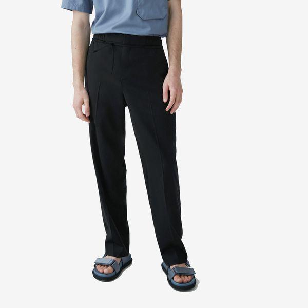 COS Wide Leg Wool Pants