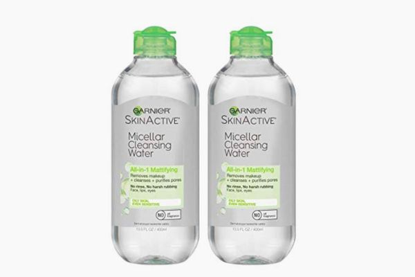 Garnier Micellar Water for Oily Skin, 2 Count