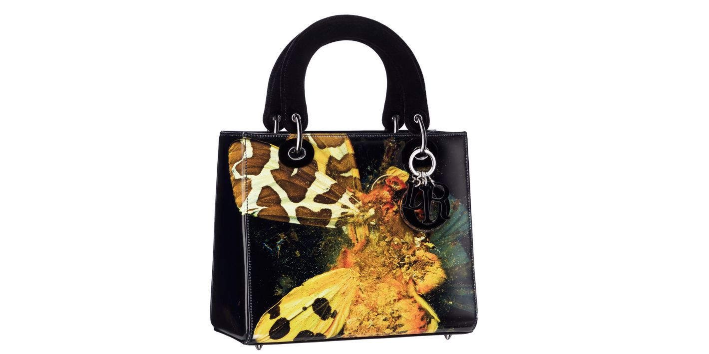 5920c9d39e Artists Collaborate on New Lady Dior Handbags
