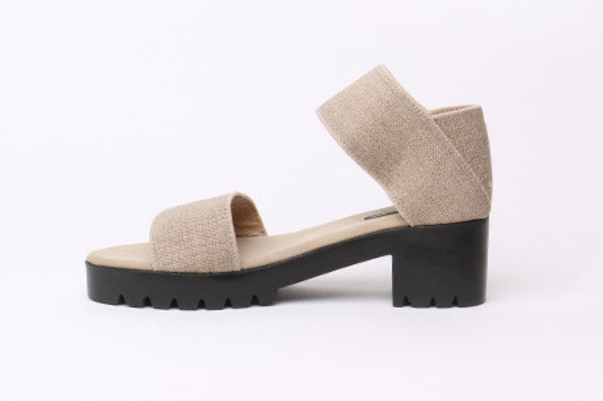 James Rowland Shop Dual Strapped Sandals